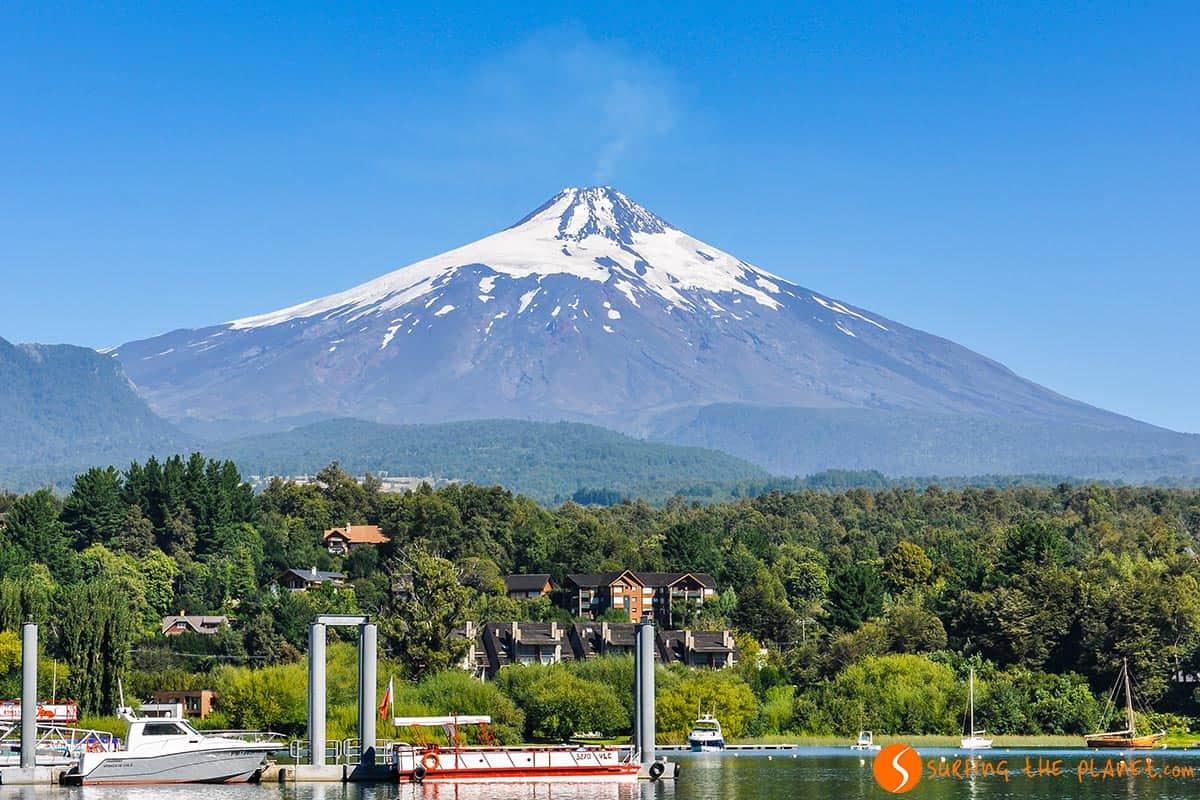 Volcano Villarrica, Pucón, Chile