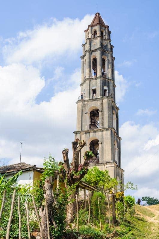 Torre Manaca Iznaga, Valle de los Ingenios, Cuba