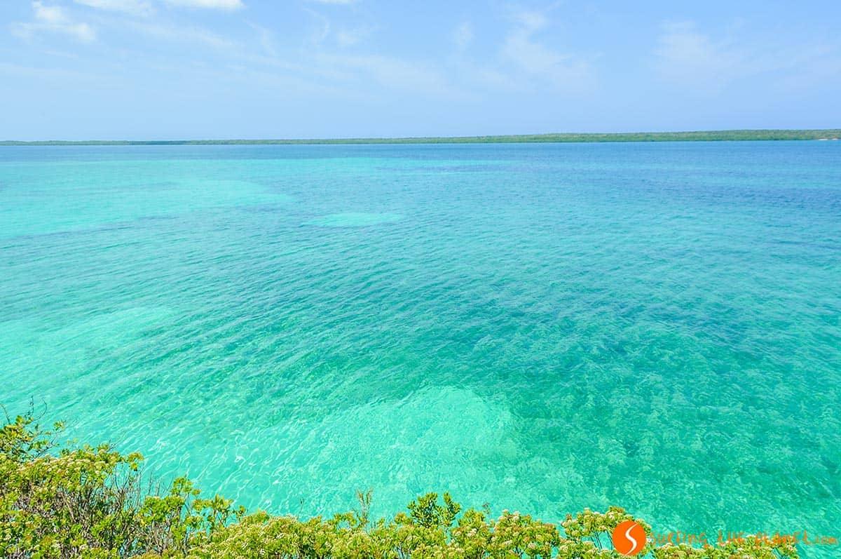 Vista mar, Cayo Las Brujas, Cuba