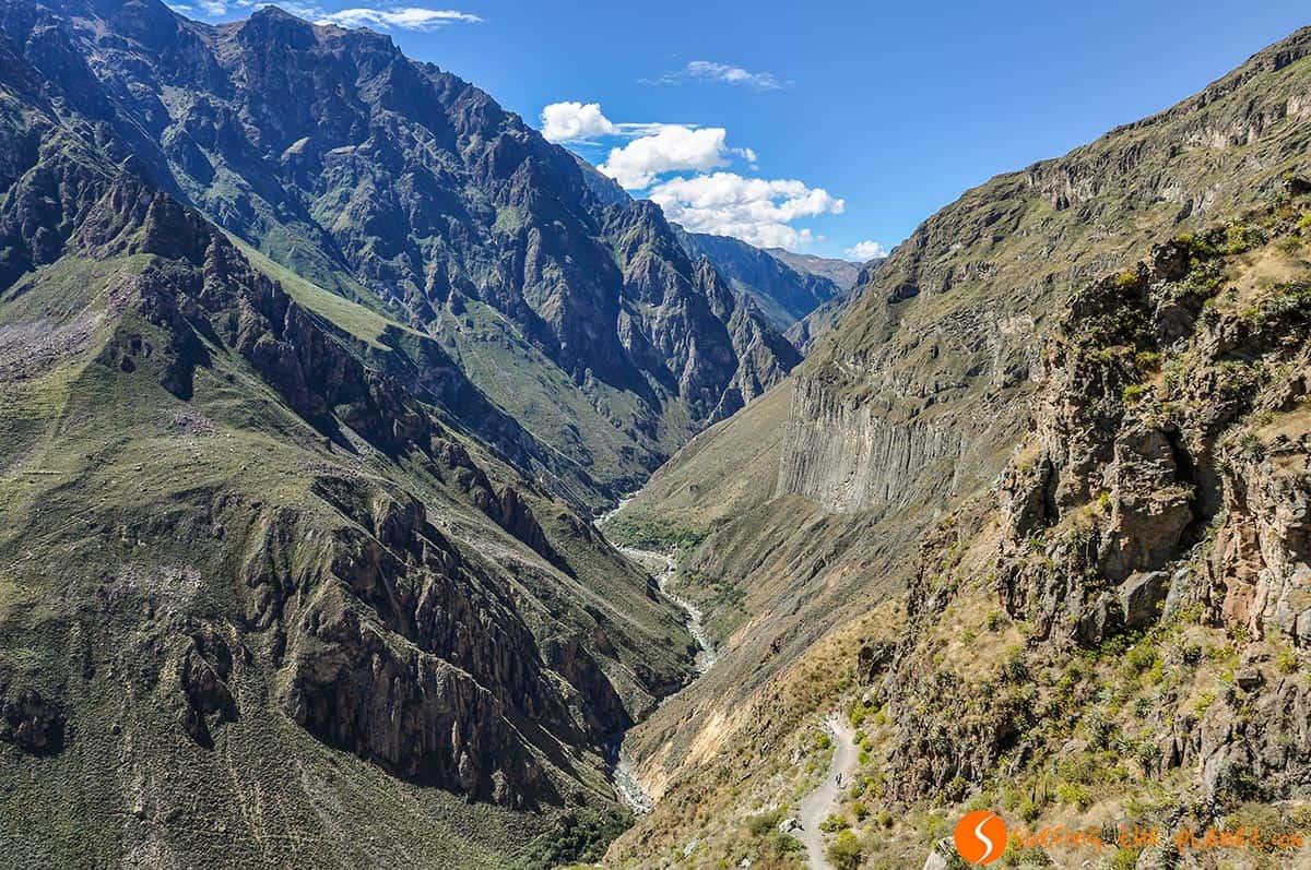El Cañon del Colca, Perú