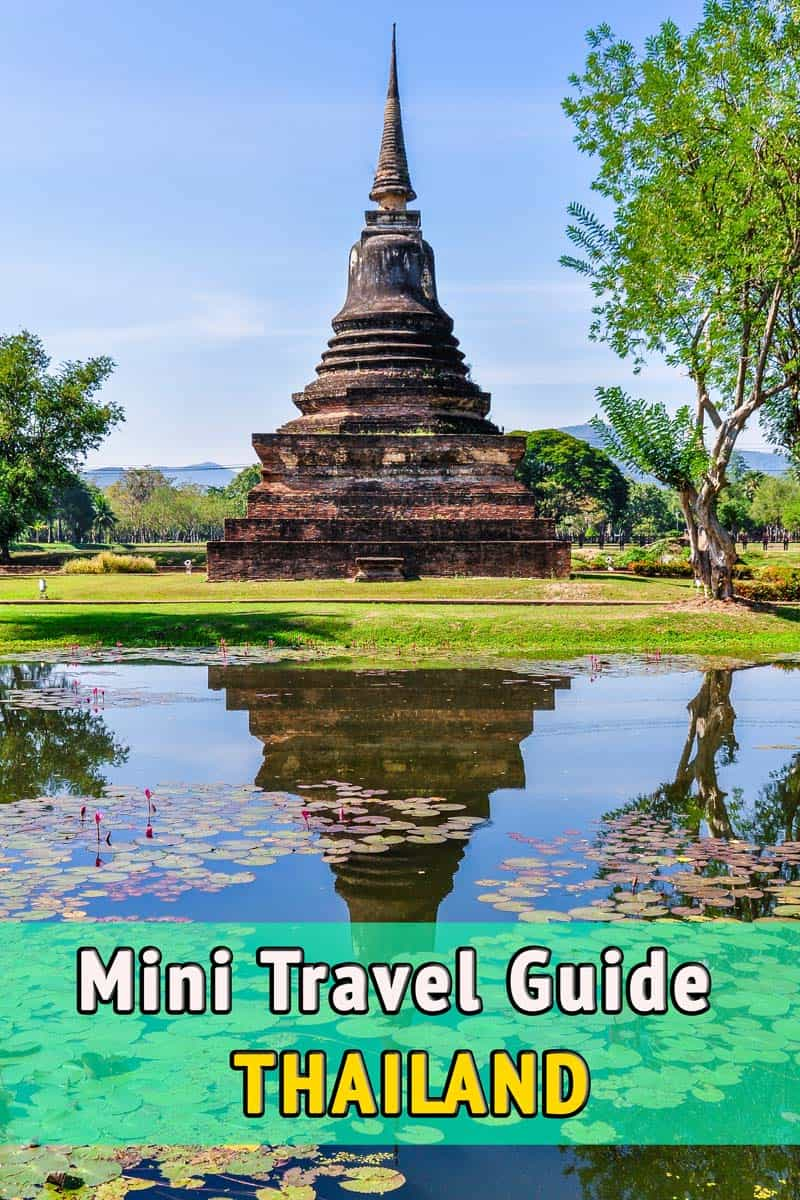Mini travel guide, Thailand