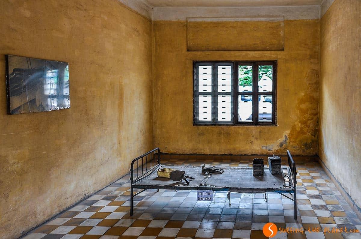 Museo genocidio, Phnom Penh, Camboya