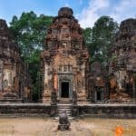 Mini travel guide to the Cambodia, useful tips and information