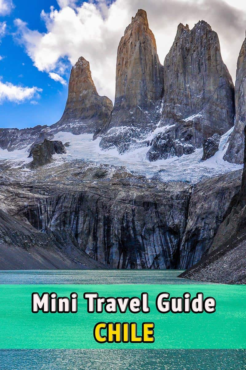 Travel Guide, Chile