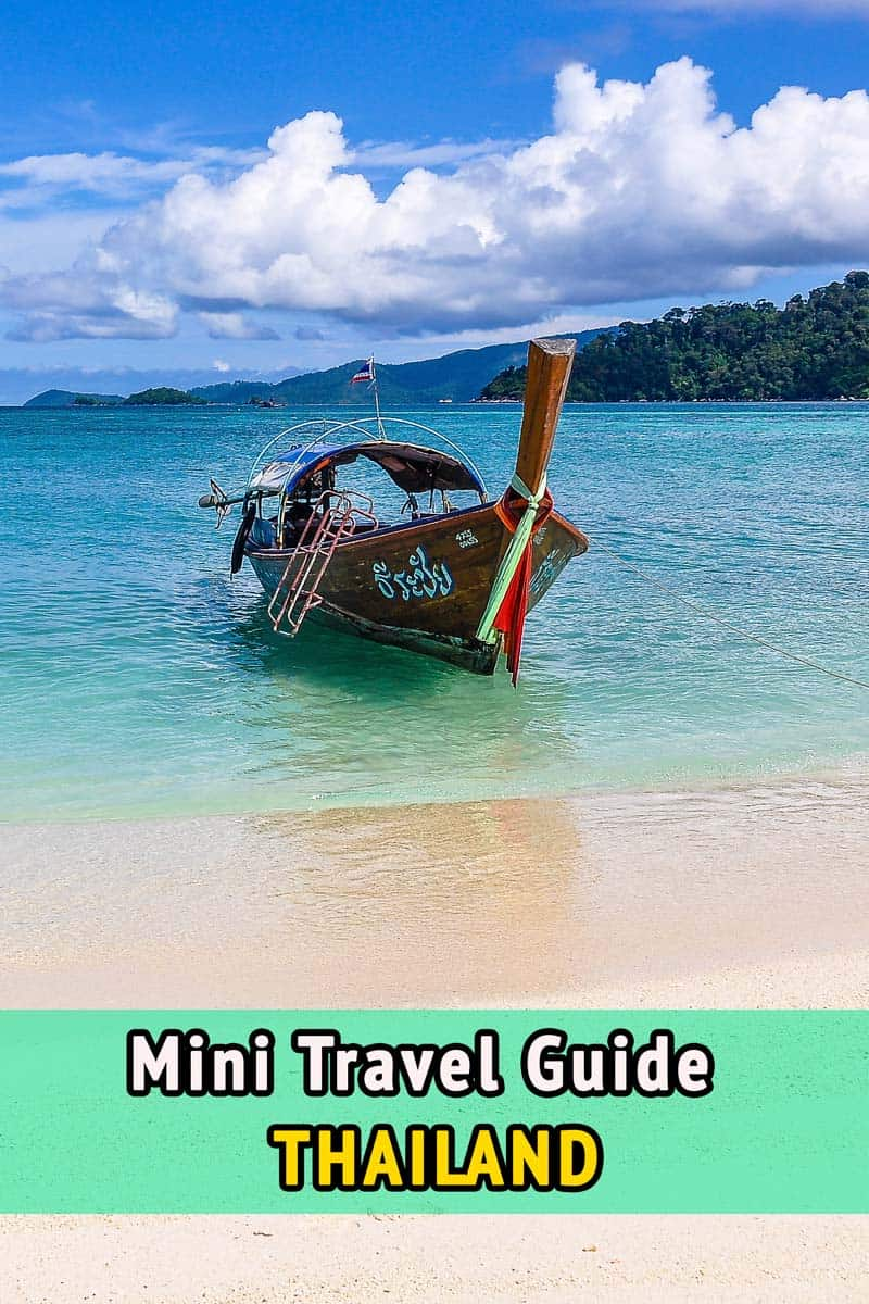 Travel Guide, Thailand