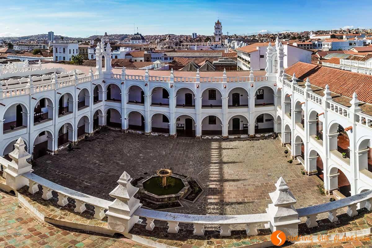 Convento Felipe Neri, Sucre, Bolivia