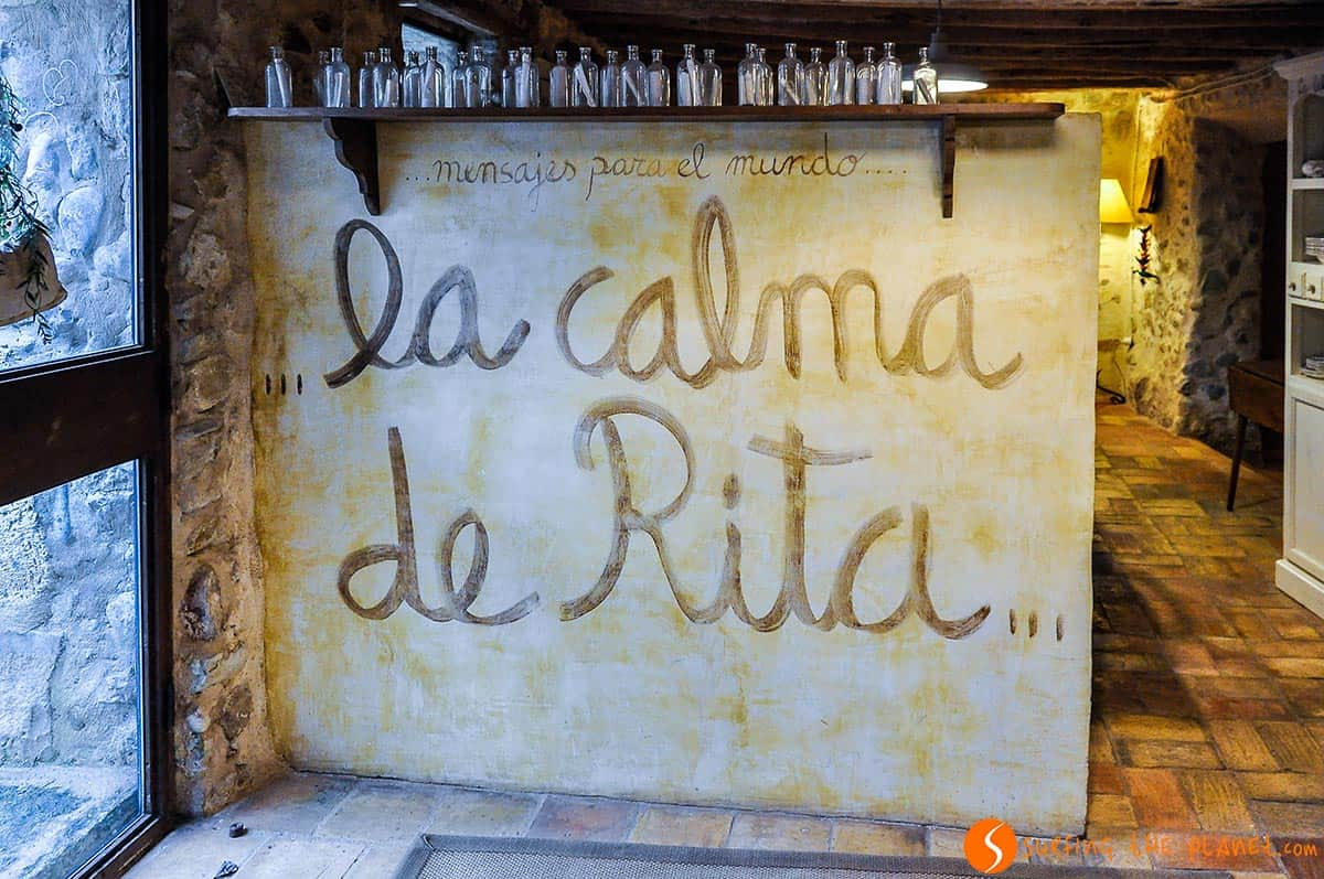 Entrada, Calma de Rita, Vilert