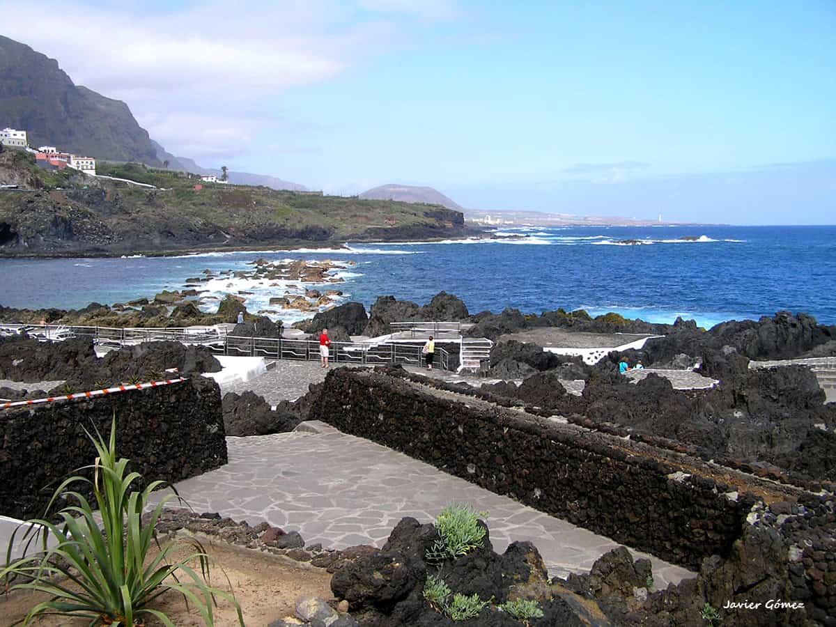Costa Garachico, Tenerife, España