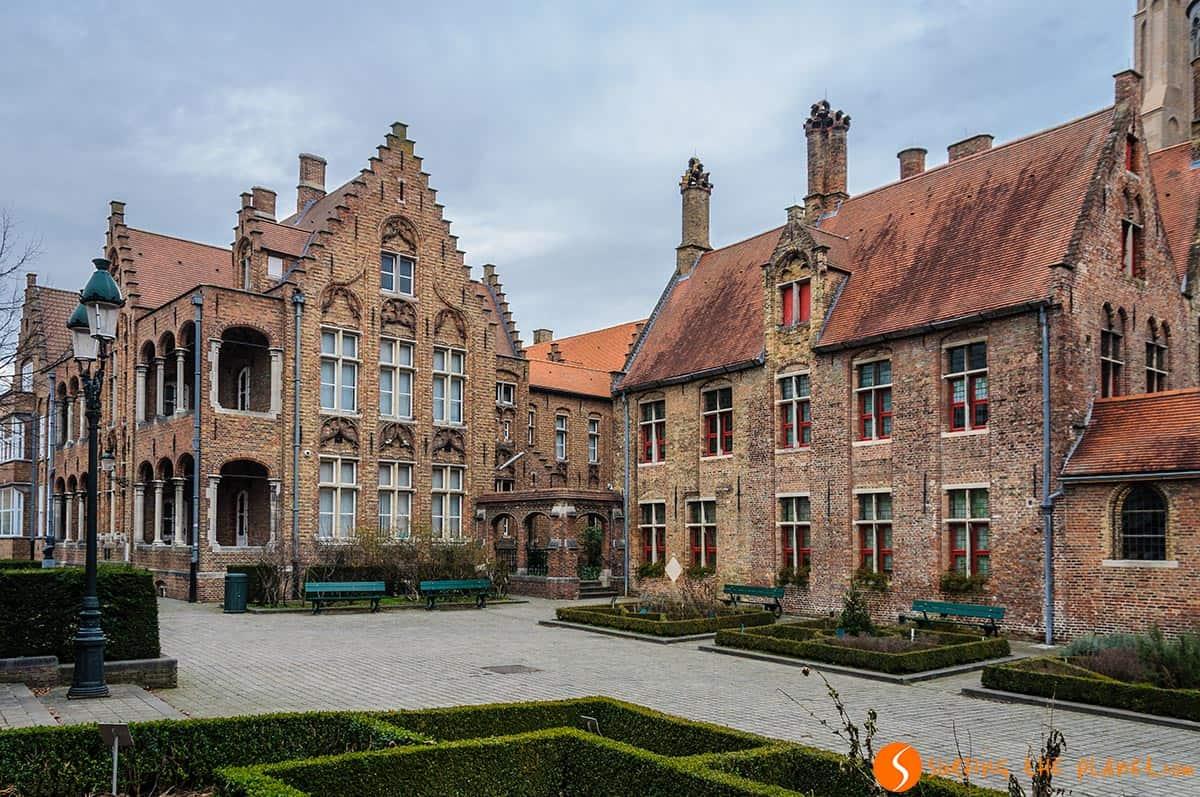 Ospedale San Juan, Bruges, Belgio