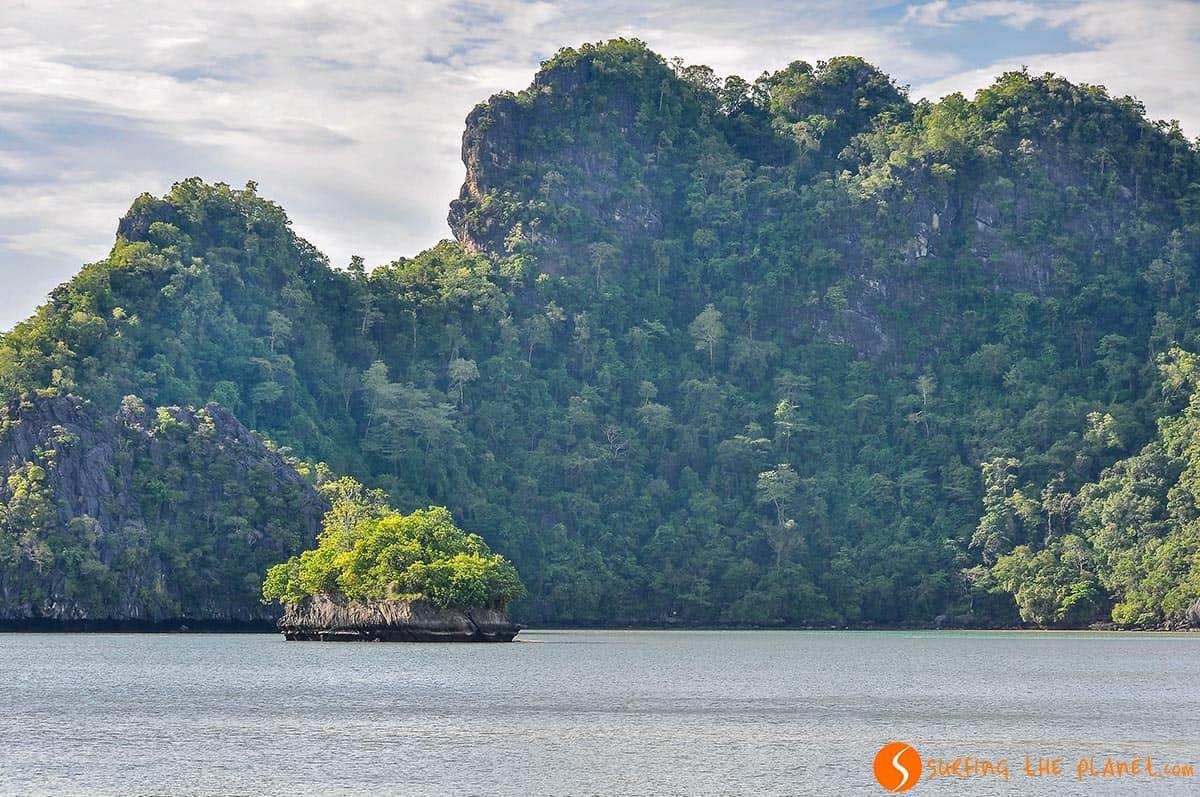Isla de Langkawi, Malasia
