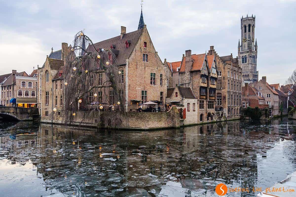 Molo Rosario, Bruges, Belgio | Cosa vedere a Bruges