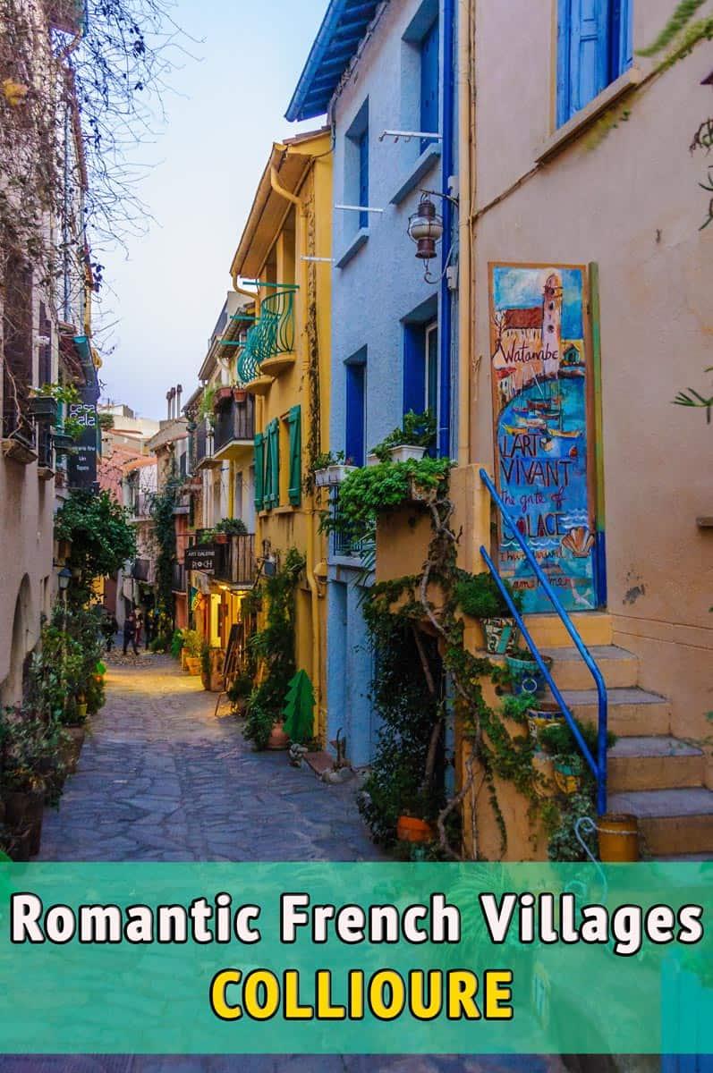 Romantic Villages, Collioure, France