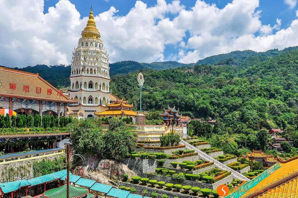 Templo Kek Lok Si, Penang, Malasia