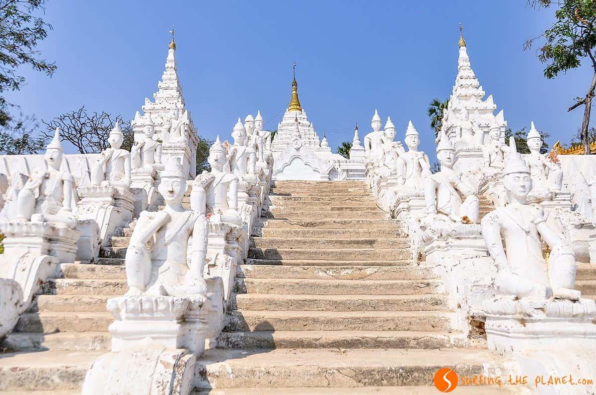 Templo, Mandalay, Myanmar