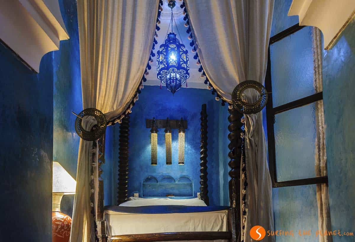 Cama Suite D'olive, Riad Mur Akush, Marrakech