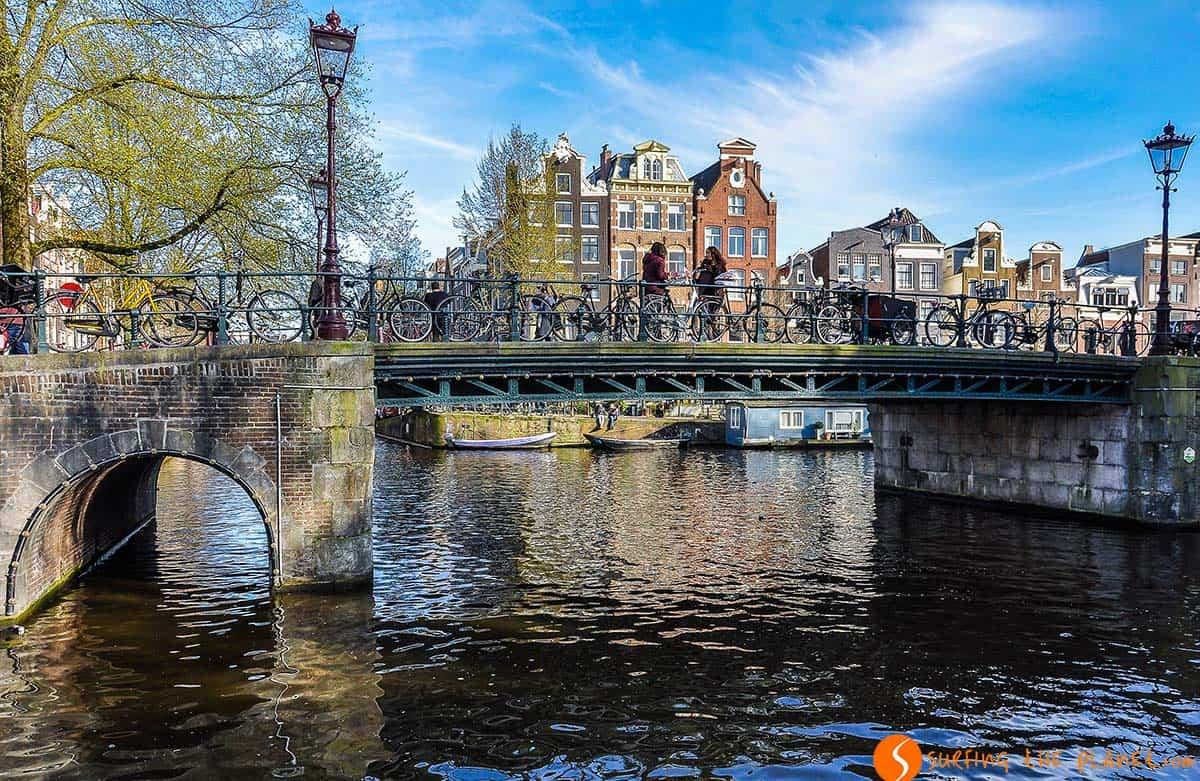 Canales y casas pintorescos, Amsterdam | Los 200+ tours gratuitos de Europa en español