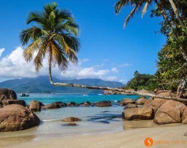 Playa Paradisiaca, Ilha Grande, Brasil