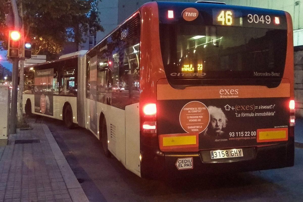 Bus 46, Barcelona, Cataluña, España | Cómo llegar a Barcelona desde el Aeropuerto del Prat