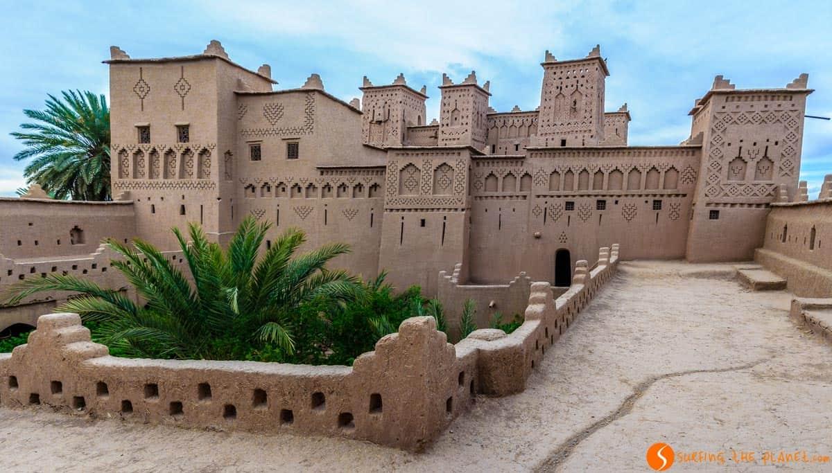 Kasbah Amridil, Excursión a Marruecos
