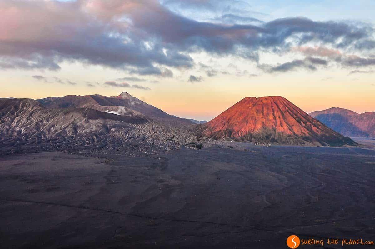 Sunrise, Mount Bromo, Java, Indonesia