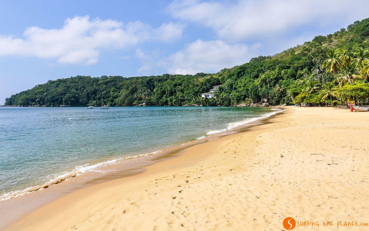 Playa virgen, Isla Grande, Brasil | Qué ver y hacer en Ilha Grande
