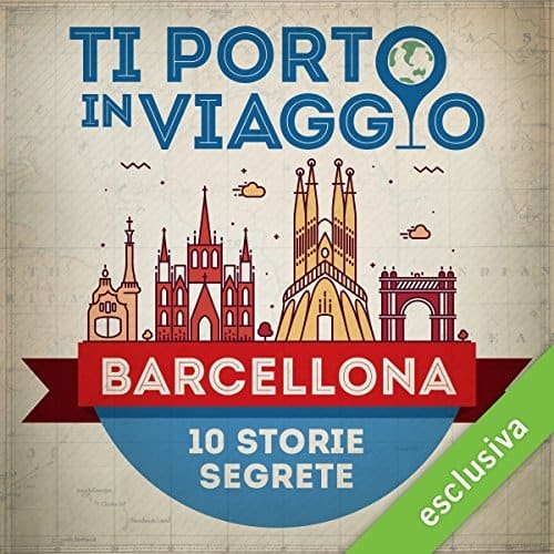 10 storie segrete di Barcellona | audiobook Audible