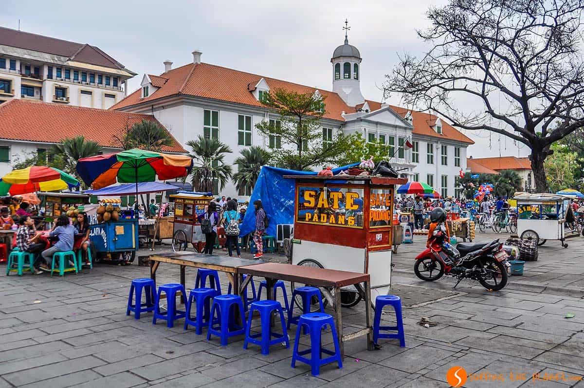 Casco antiguo, Jakarta, Java, Indonesia | Que ver Indonesia 2 semanas, isla Sumatra
