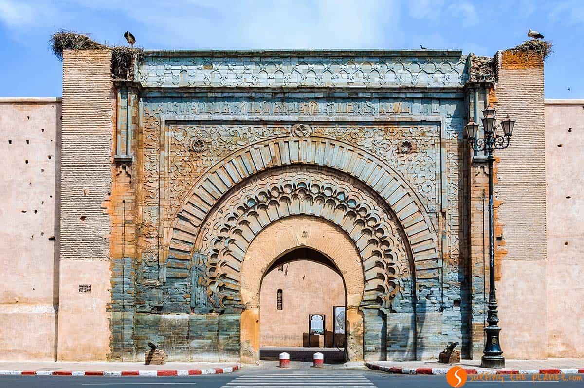 Puerta Bab Agnaou, Marrakech, Marruecos | Qué ver y hacer en Marrakech