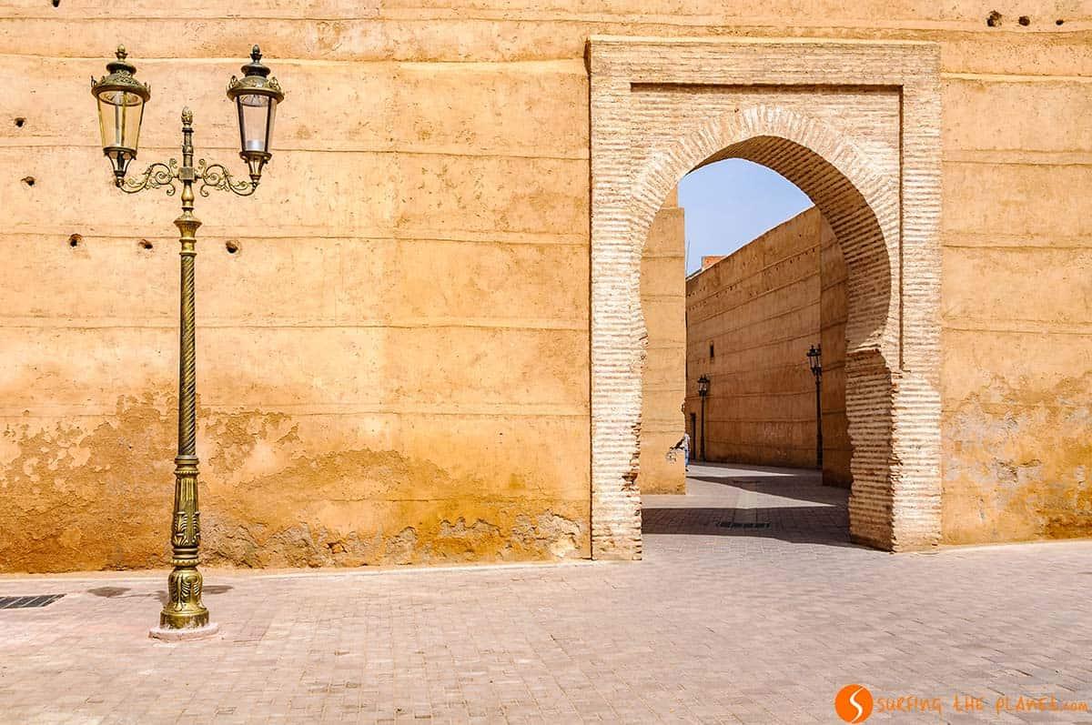Rincon tranquilo, Marrakech, Marruecos