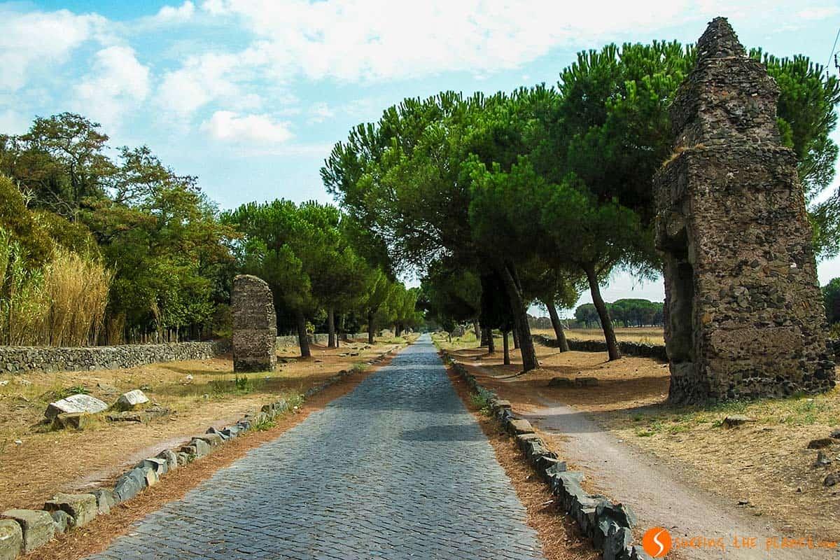 Appia Via Antica, Roma, Italia | Que ver en Roma en 4 días