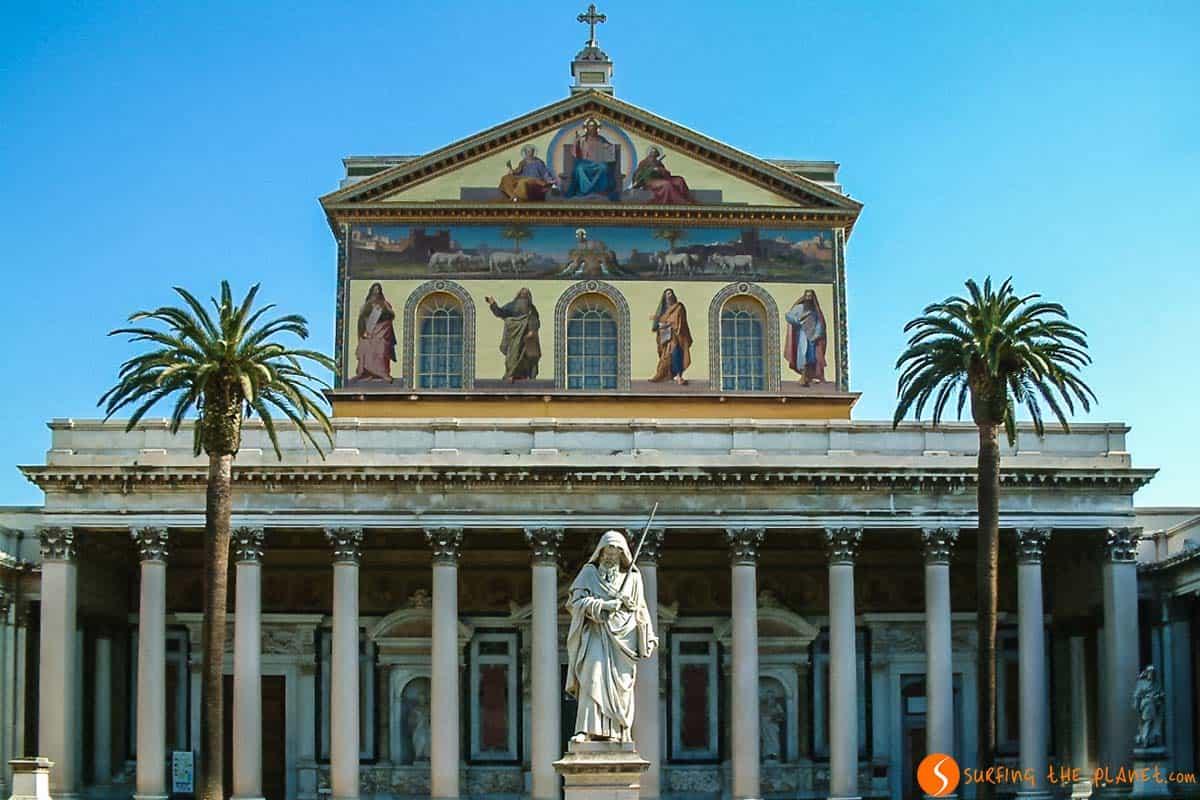 San Paolo, Roma, Italia