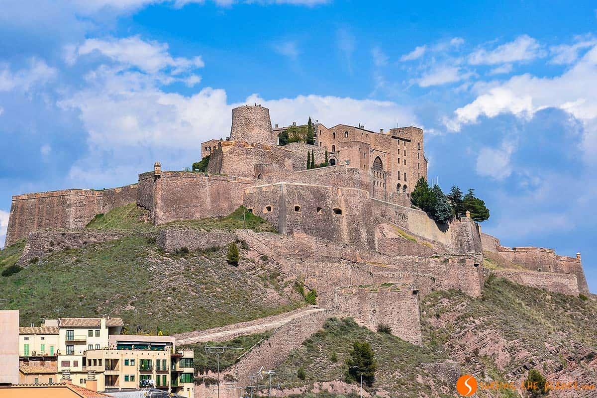 Castillo de Cardona, Cataluña