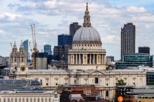 Catedral San Pablo, Londres, Inglaterra