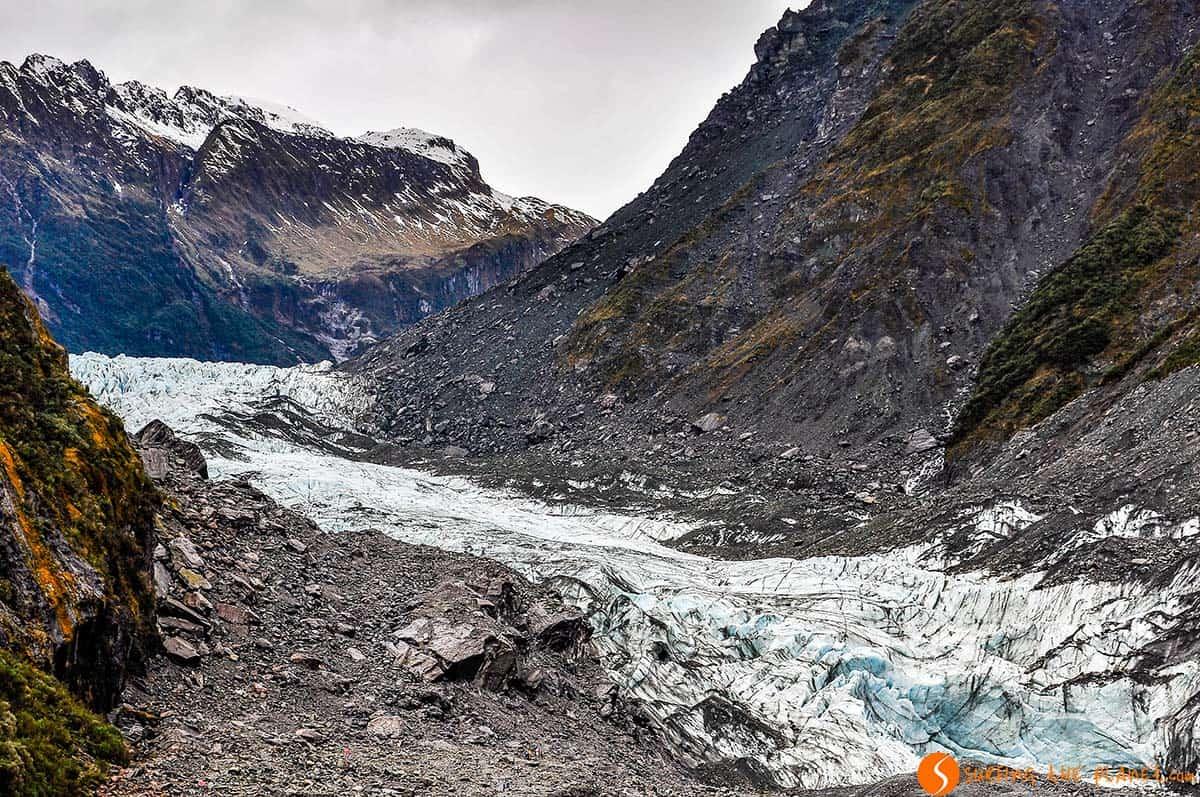 Glaciar Fox, Nueva Zelanda | Qué ver en la isla sur de Nueva Zelanda