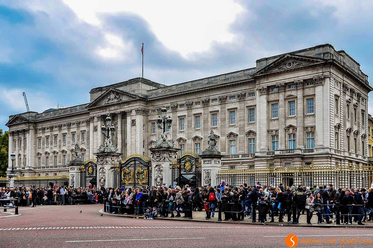 Palacio Buckingham, Londres, Reino Unido |Los mejores free tours de Londres
