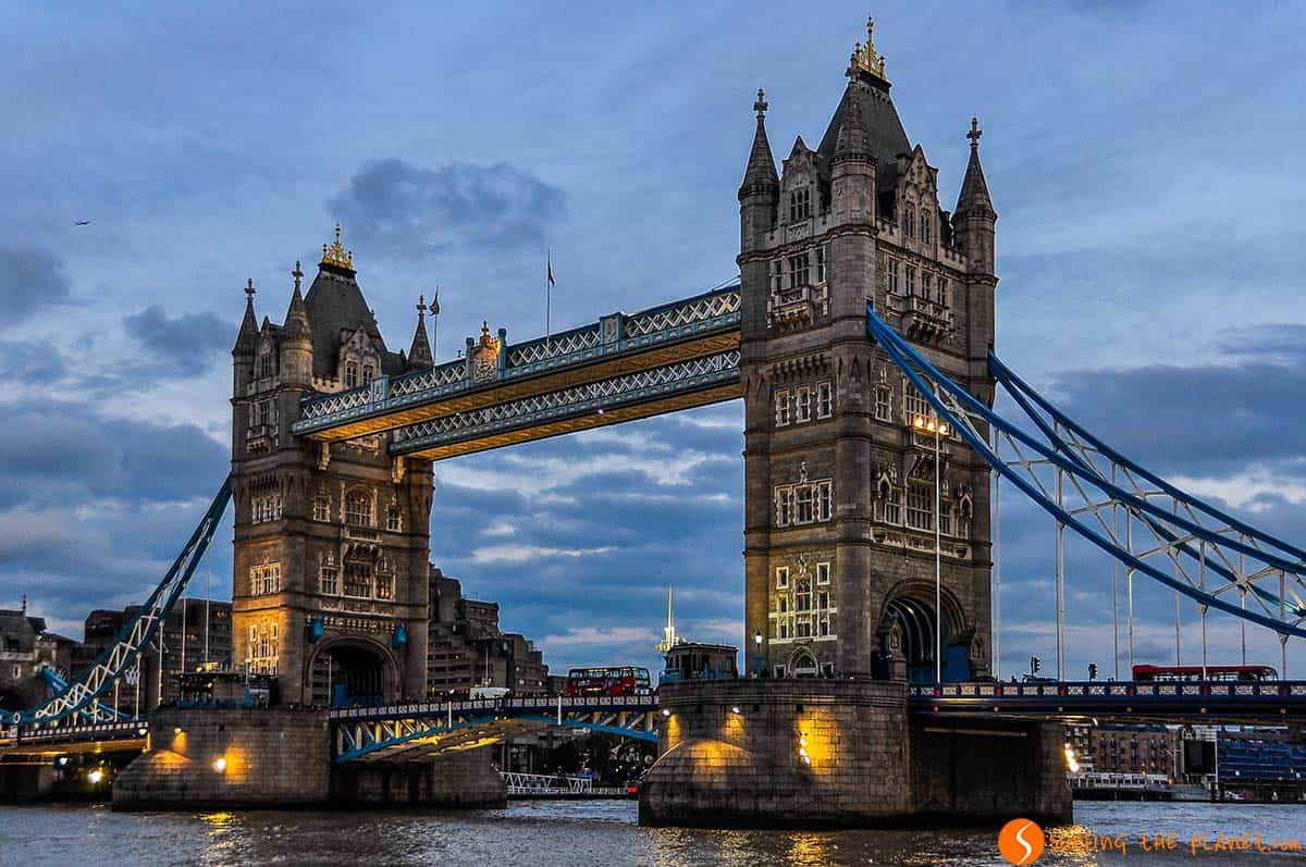 Tower Bridge, Londres, Reino Unido | Tours gratuitos de Londres