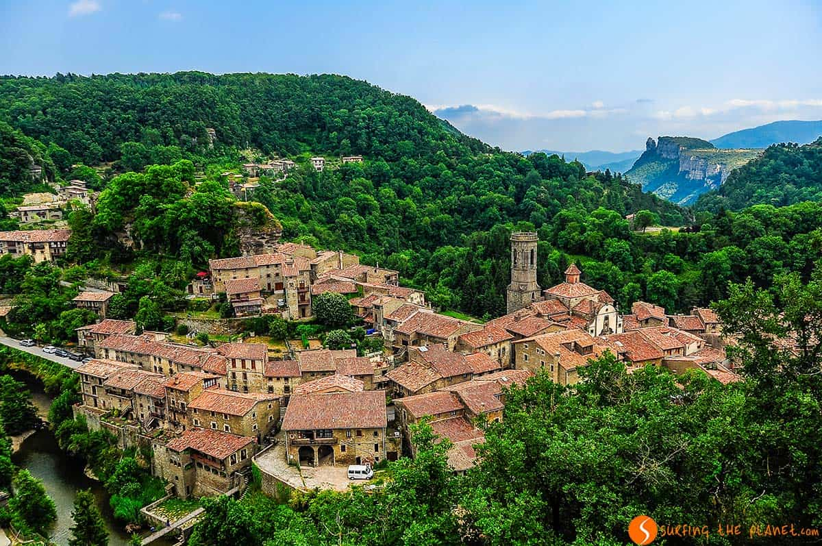 Rupit y Pruit, Catalonia, Spain