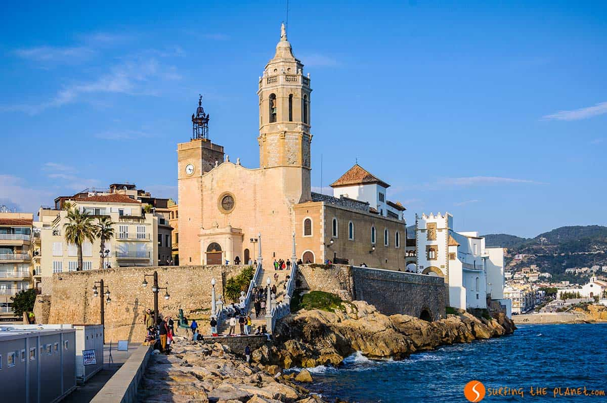 Sitges, Barcelona, Catalonia | The 25 most beautiful and charming villages near Barcelona