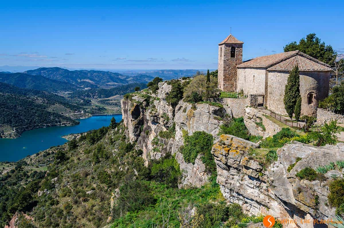Nice view, Siurana, Catalonia