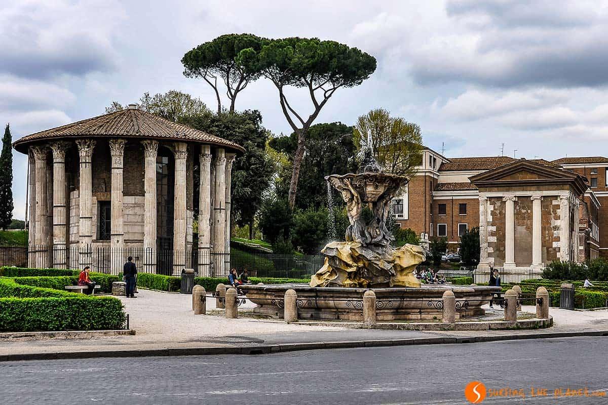 Templo Hercules, Roma, Italia | Que ver en Roma en 4 días