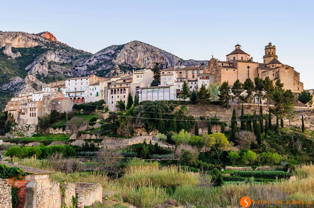 Tivissa, Catalonia | 25 villages with charm near Barcelona