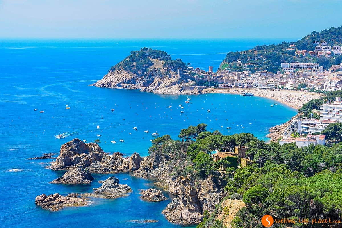 Tossa de Mar, Girona, Catalonia | The 25 most beautiful villages close to Barcelona