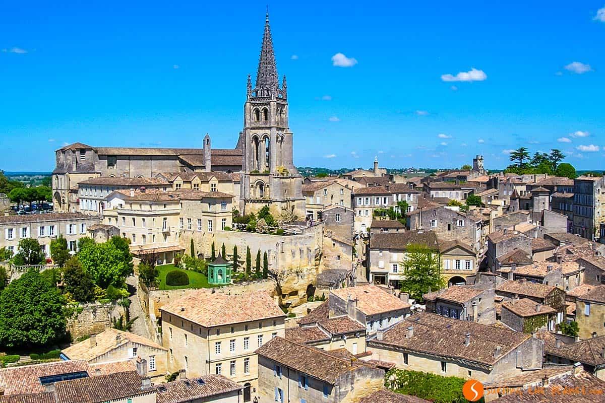 Saint Emilion, Burdeos, Francia | Qué ver en Burdeos y sus alrededores