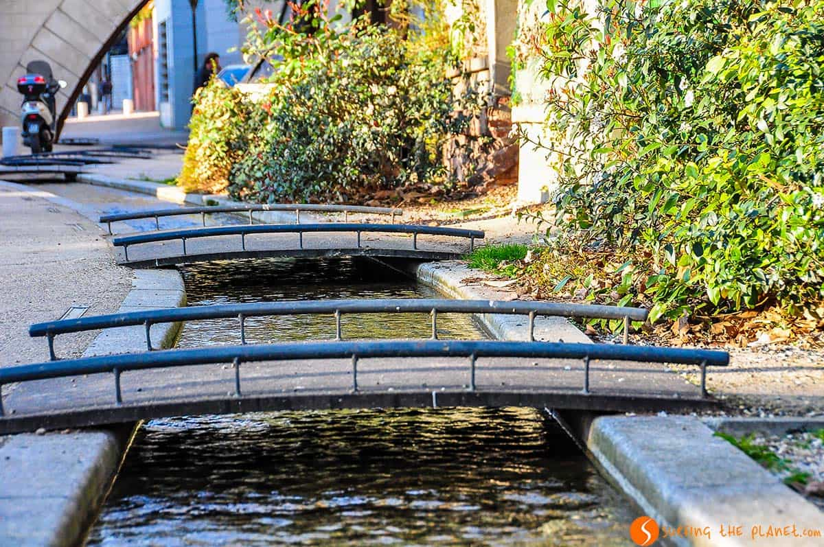 Canal en Toulouse | Qué visitar en Toulouse - 10 lugares de interés imprescindibles