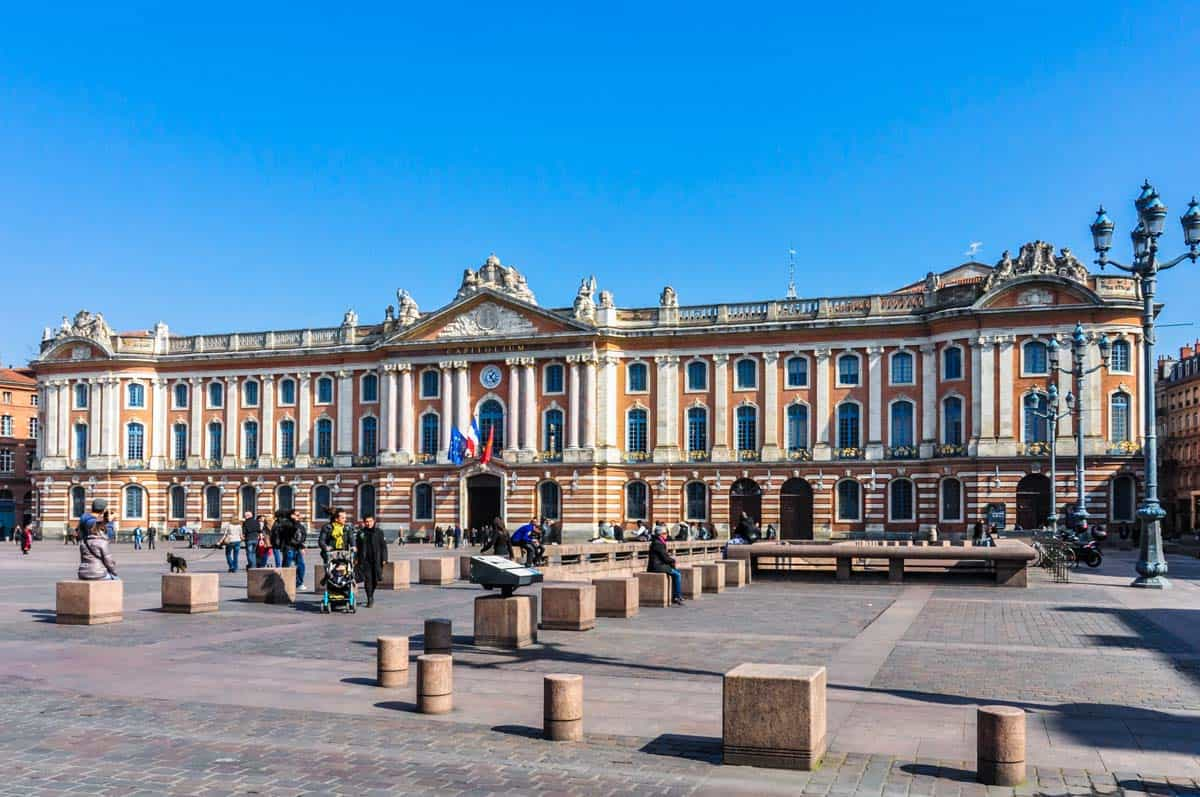 Place du Capitole, Toulouse, Francia | Los mejores free tours en español de Europa