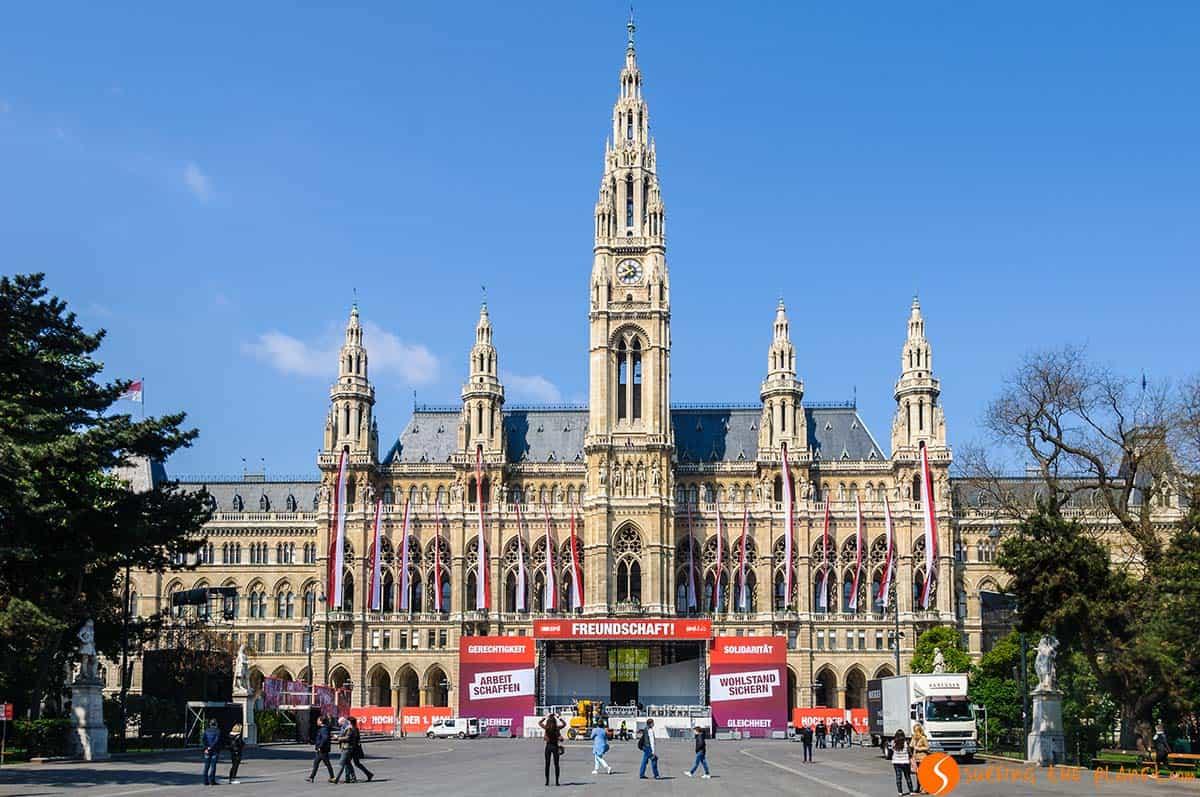 Municipio, Vienna, Austria