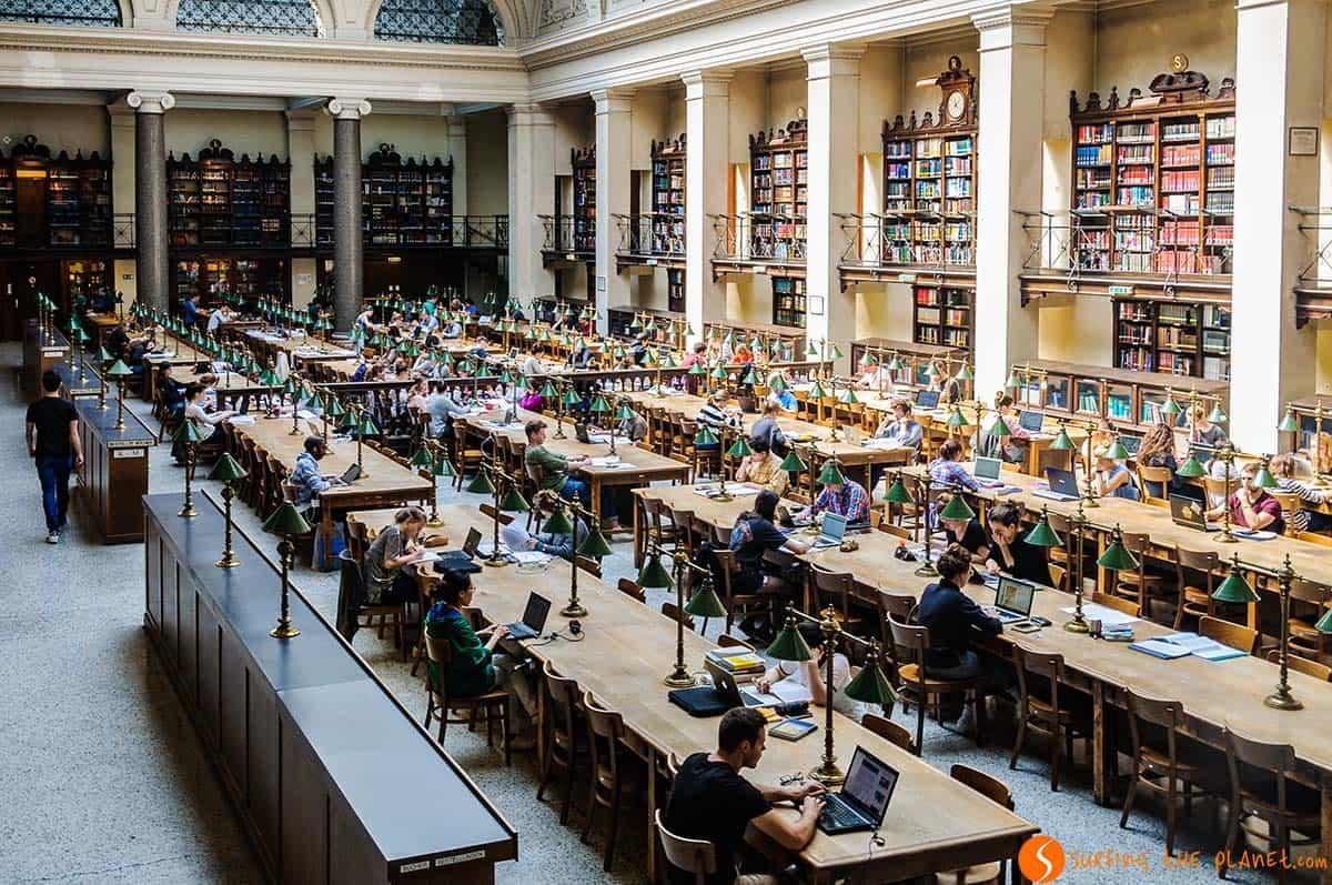 Biblioteca dell'Università, Vienna, Austria