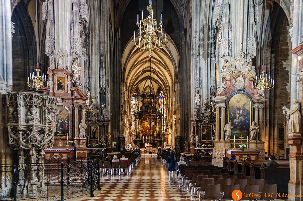 Cattedrale Santo Stefano, Vienna, Austria | Cosa fare a Vienna in due giorni