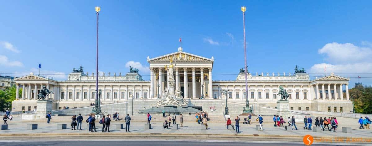 Cosa vedere a Vienna in due giorni | Parlamento, Vienna, Austria