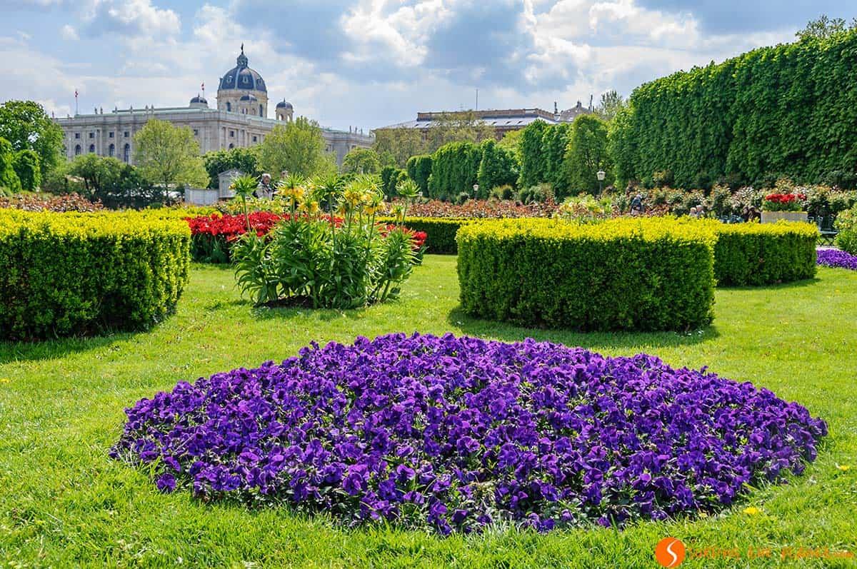 Volksgarten, Vienna, Austria | Cosa visitare a Vienna in 2 giorni